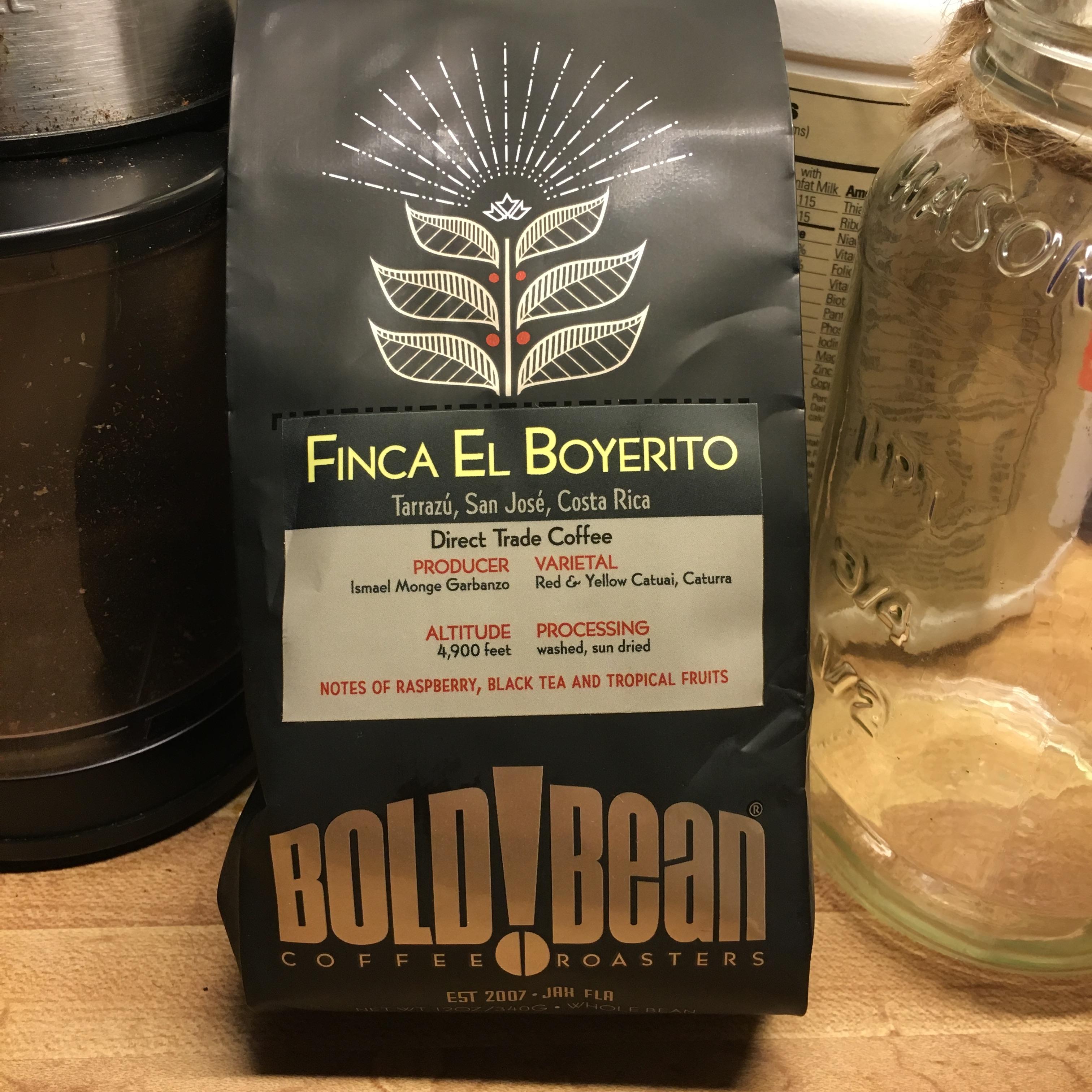 Bold Bean Coffee Roasters Finca El Boyerito