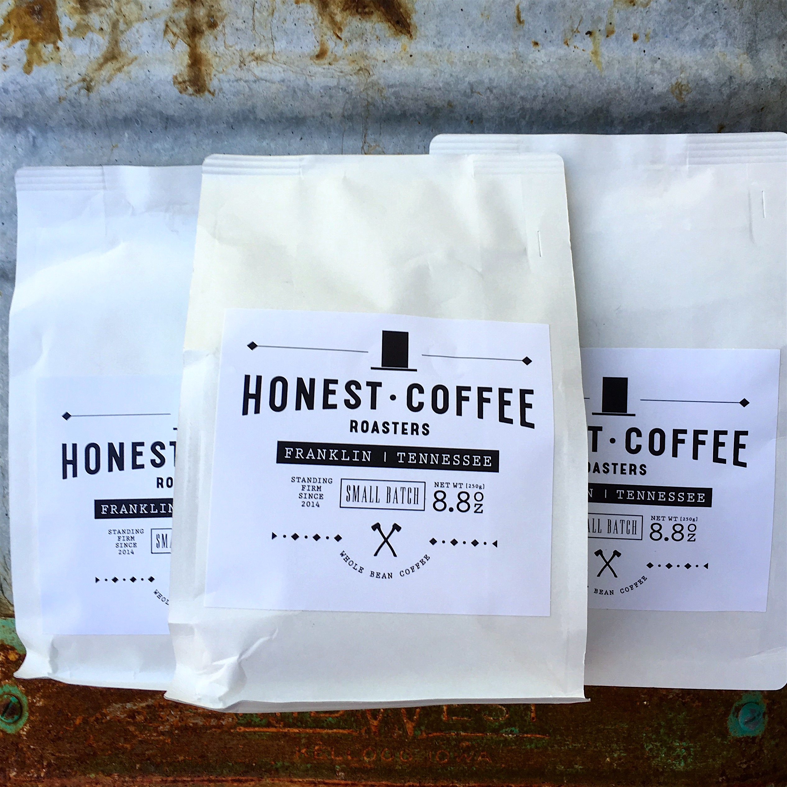 Honest Coffee Roasters Tanzania Shiwanda