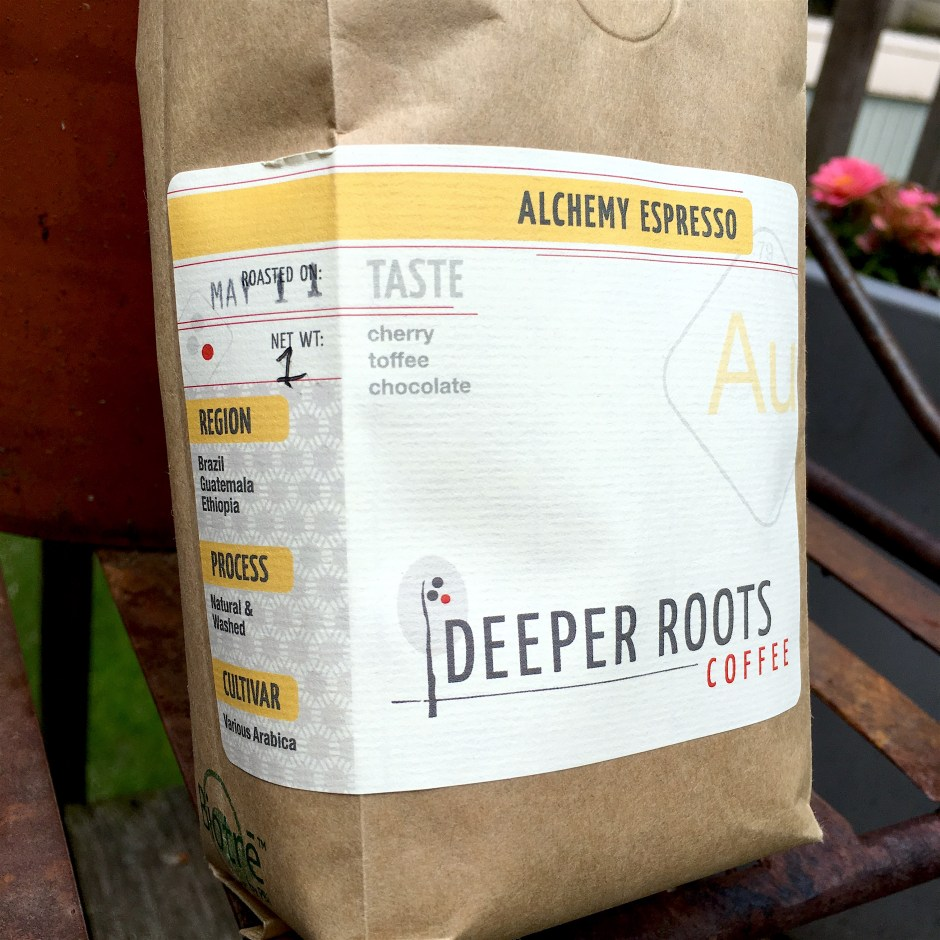 Deeper Roots Alchemy Espresso