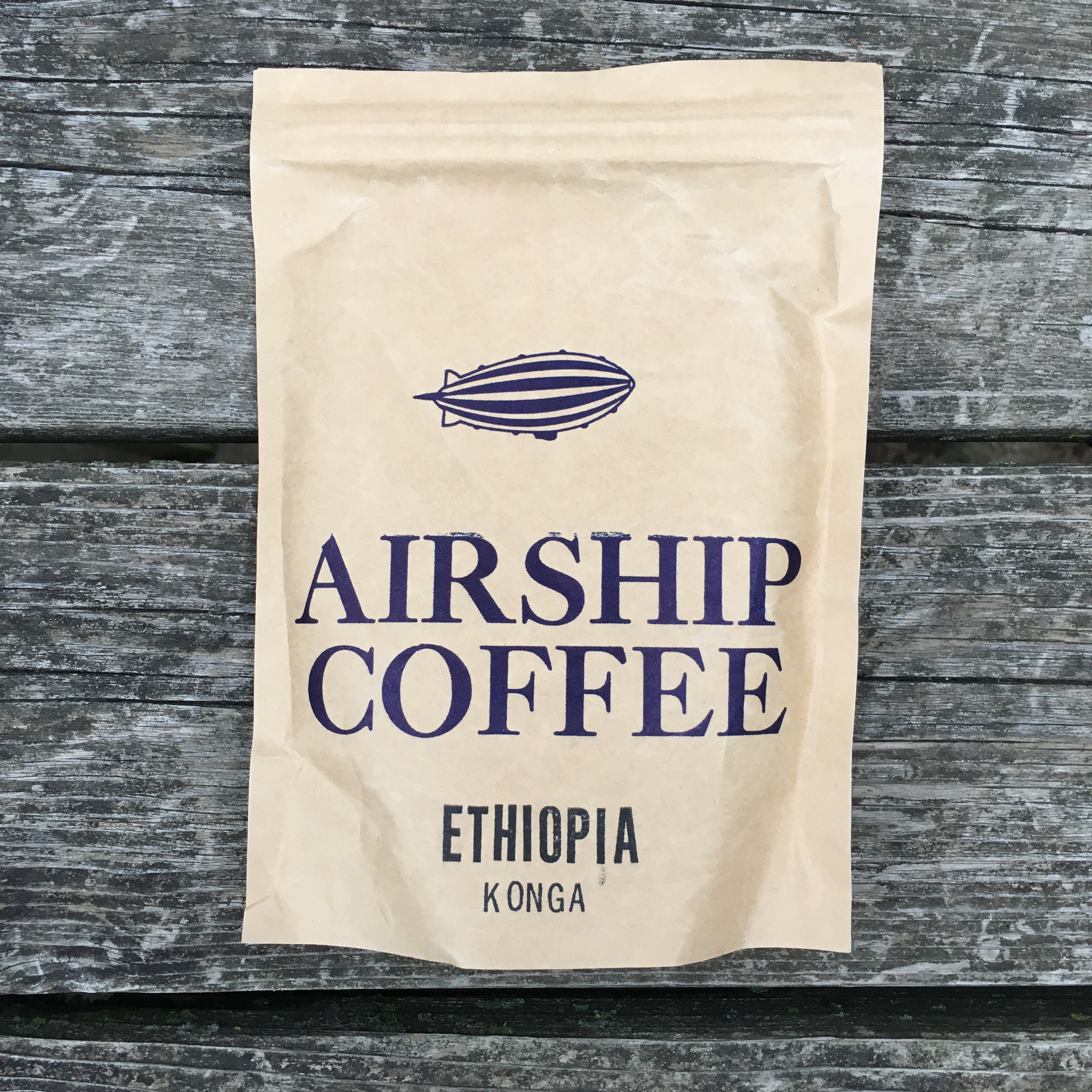 Airship Coffee Ethiopia Konga Natural