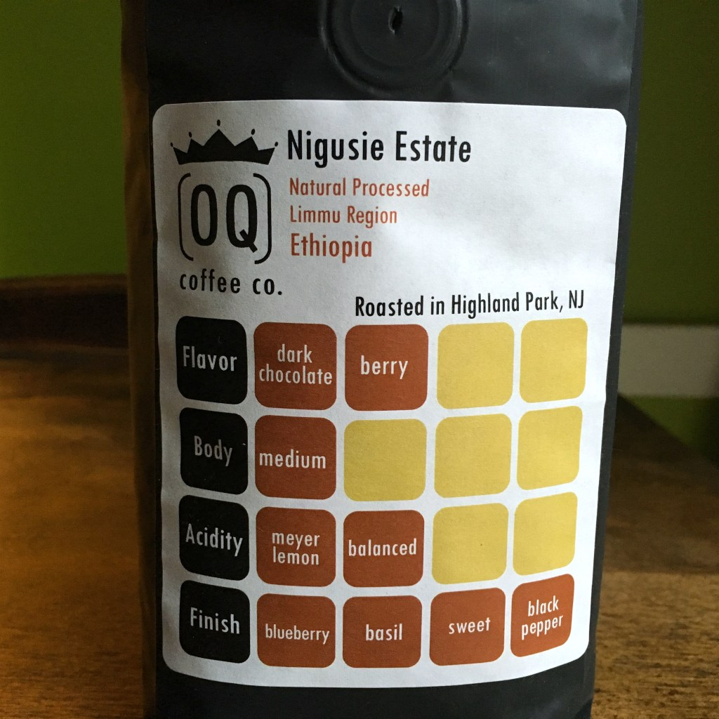 OQ Nigusie Estate