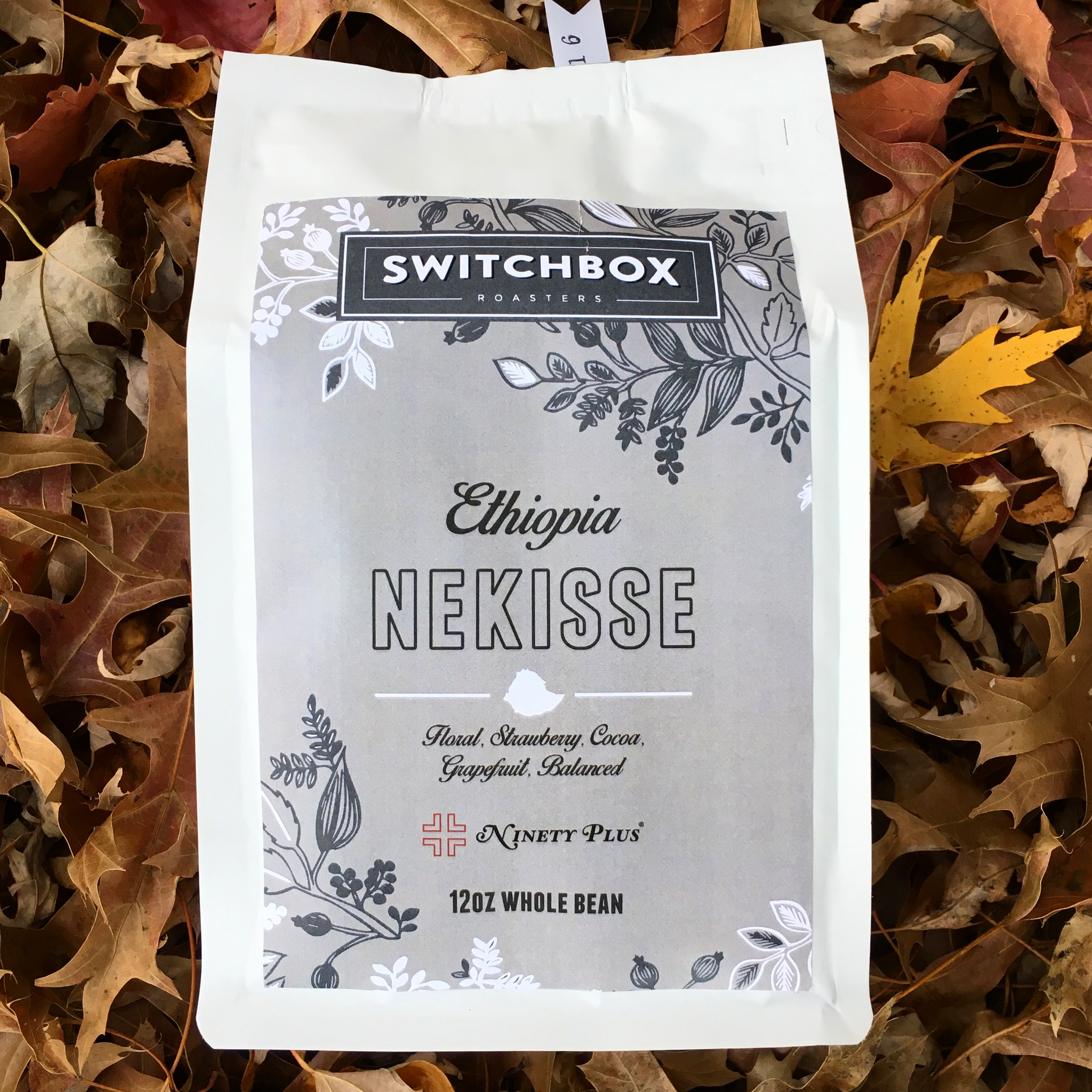 Switchbox Roasters Ninety-Plus Ethiopia Nekisse