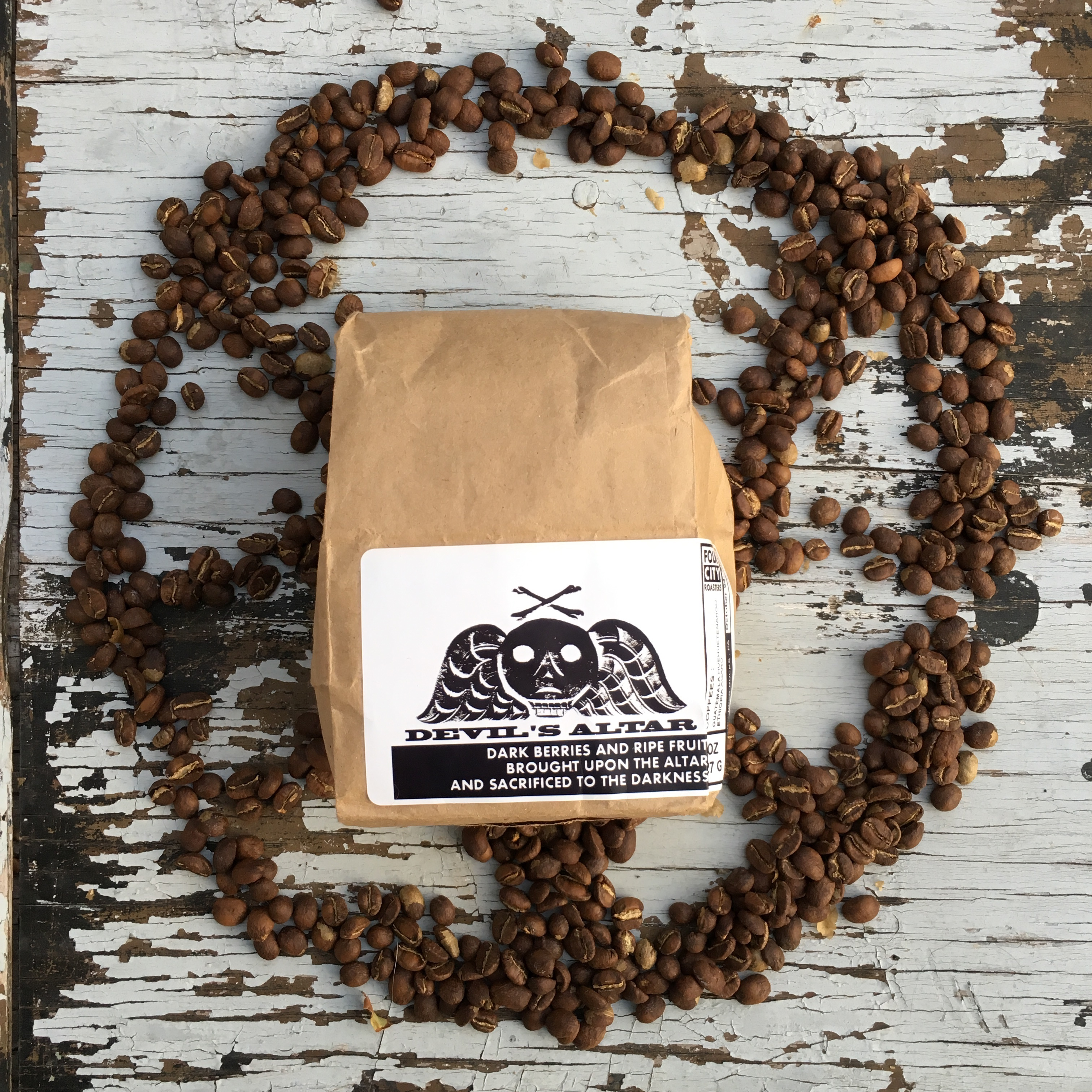 Folk City Roasters Devil's Altar