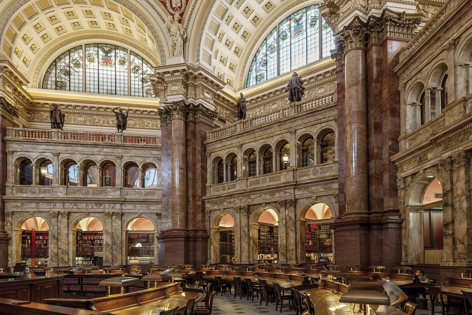 Library Of Congress Thomas Jefferson Building Kcct