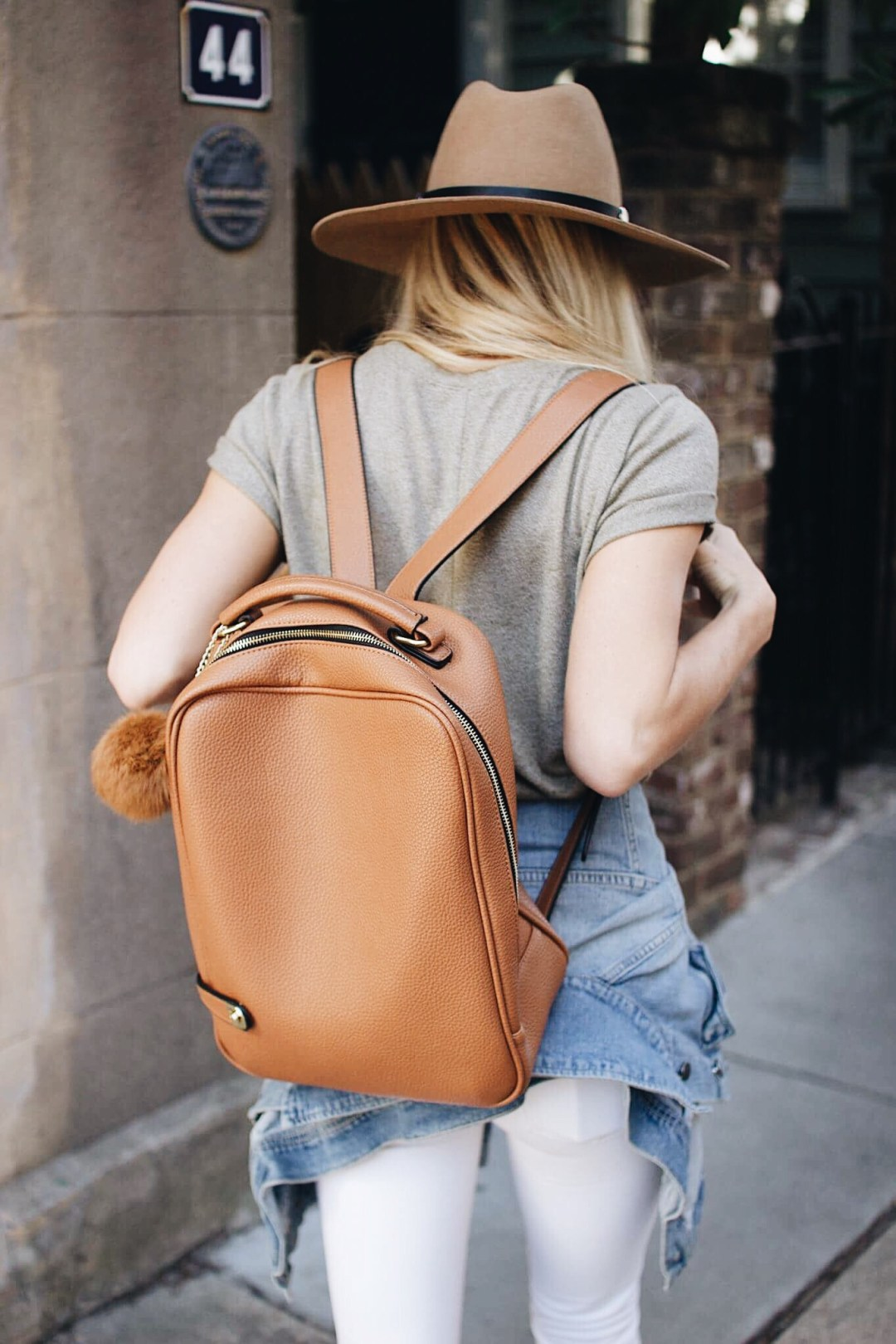 Lux Linen Clothing, Backpack Style