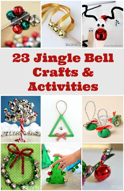 Christmas Bells Craft