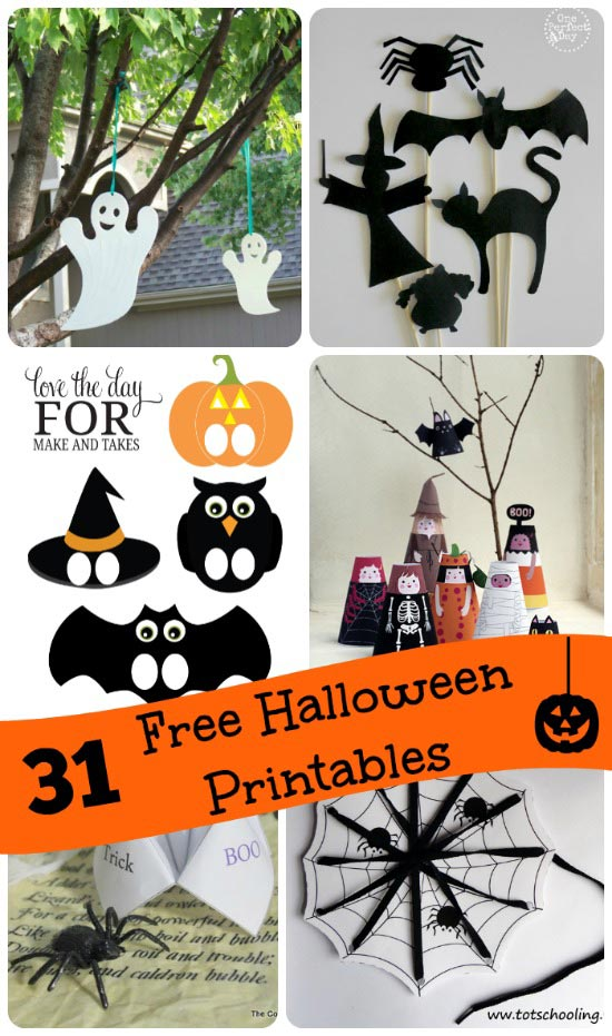 free halloween printables for kids # 11