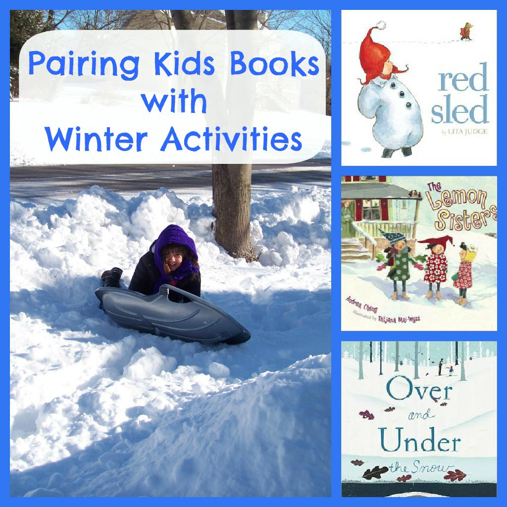 15 Awesome Winter Activities For Kids And Mom S Library