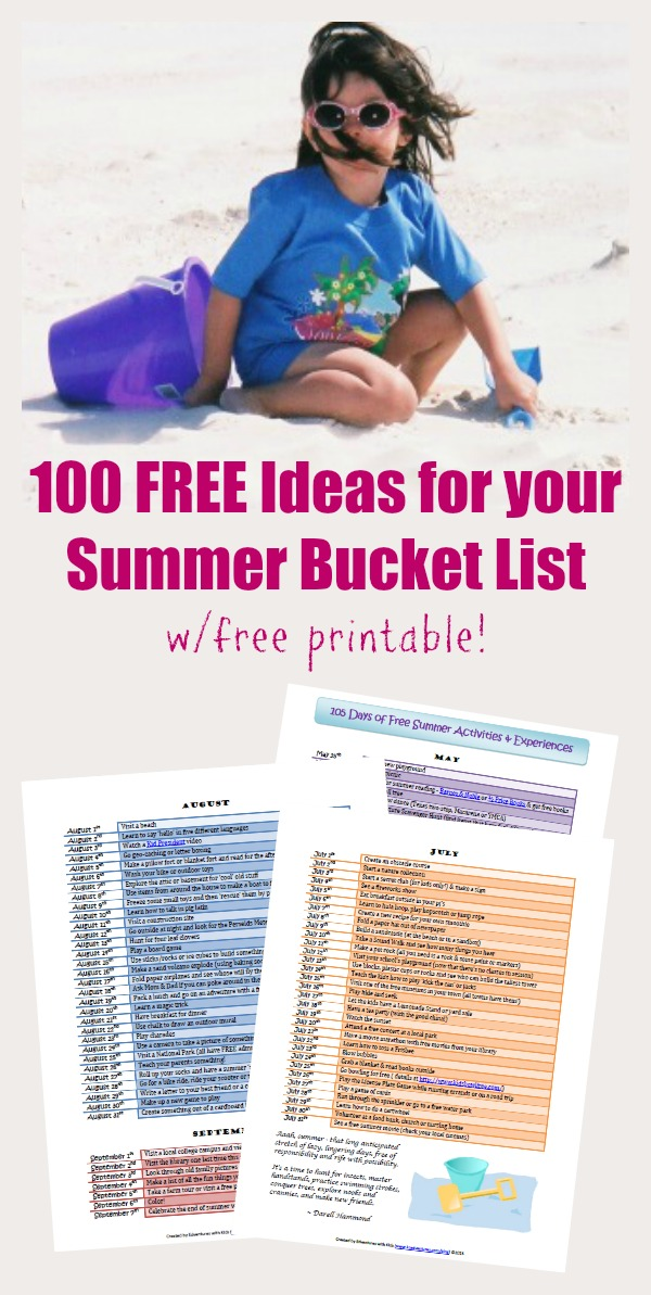 100 free things to