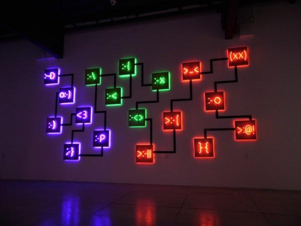Neon Light Museum Los Angeles