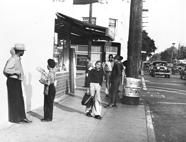 Historic South Central and the Blk Grrrl Book Fair | KCET