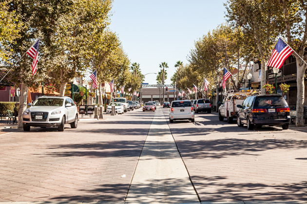 Reimagining Garden Grove With Orange County S First Open Streets Event Kcet