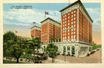 Los Angeles In Buildings Biltmore Hotel Kcet