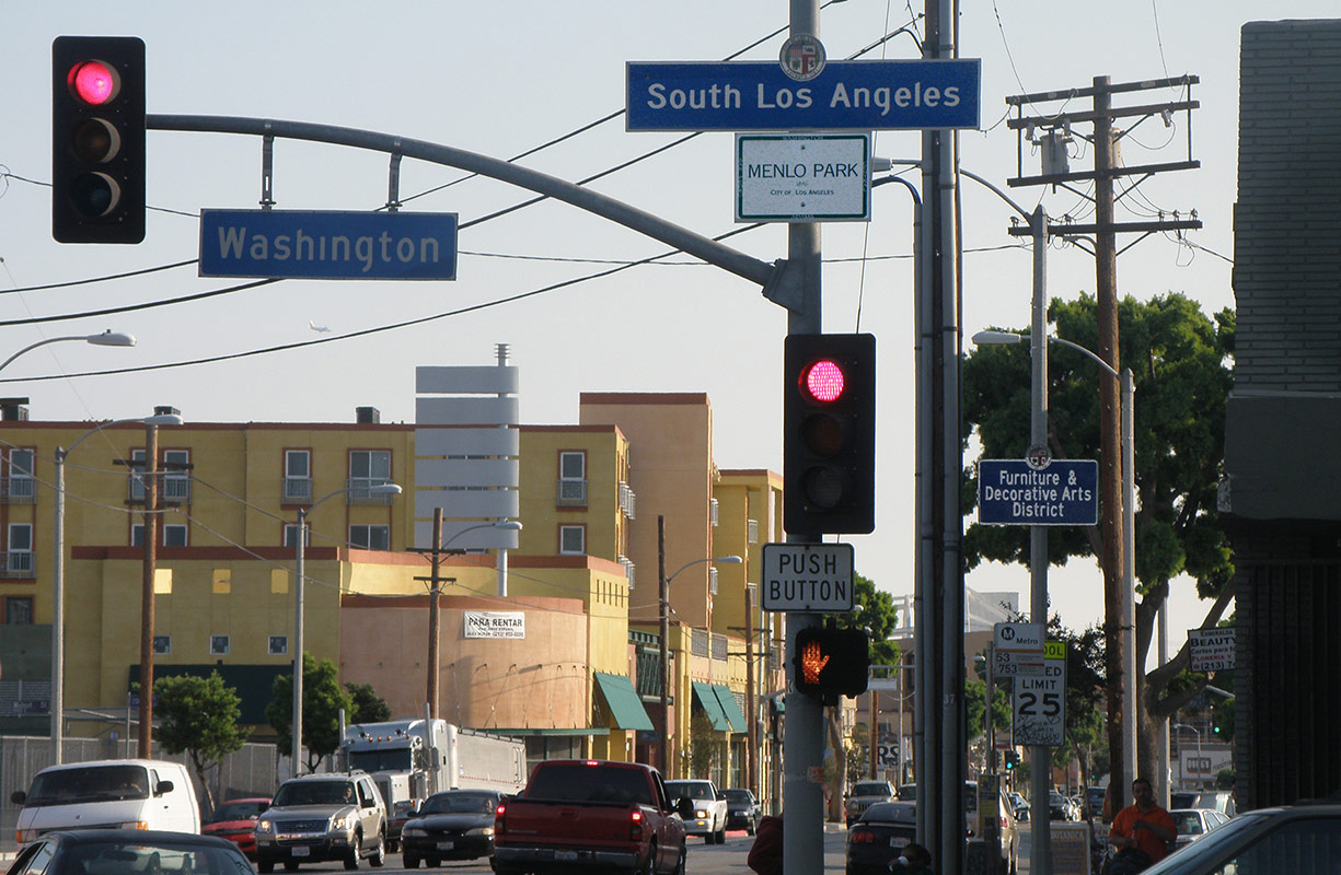 The History of South Central Los Angeles and Its Struggle ...