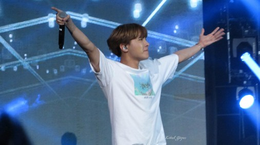 JHope BTS KCON LA 16 6671kcj