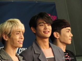 Shinee kcon la 16 choi minho jonghyun key 5676-kcj