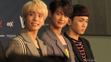 Shinee kcon la 16 jonghyun minho key 5668-kcj