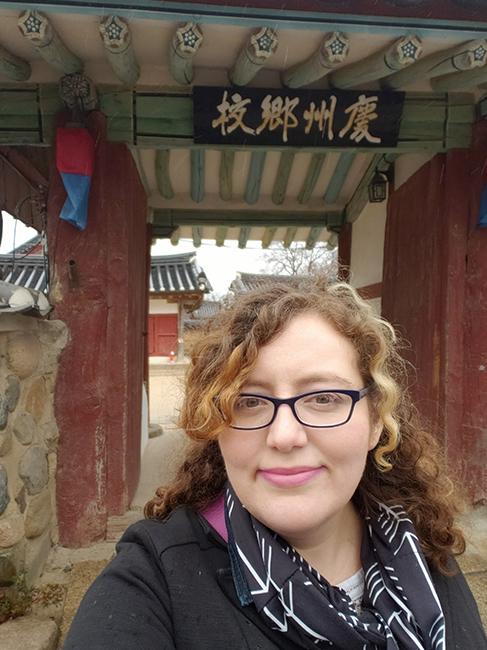 Busan day 4 - Gyochon Traditional Village 15