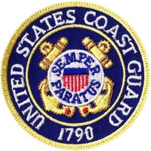 Cost Guard Emblem