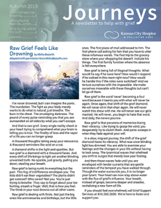 Grief Support Newsletter