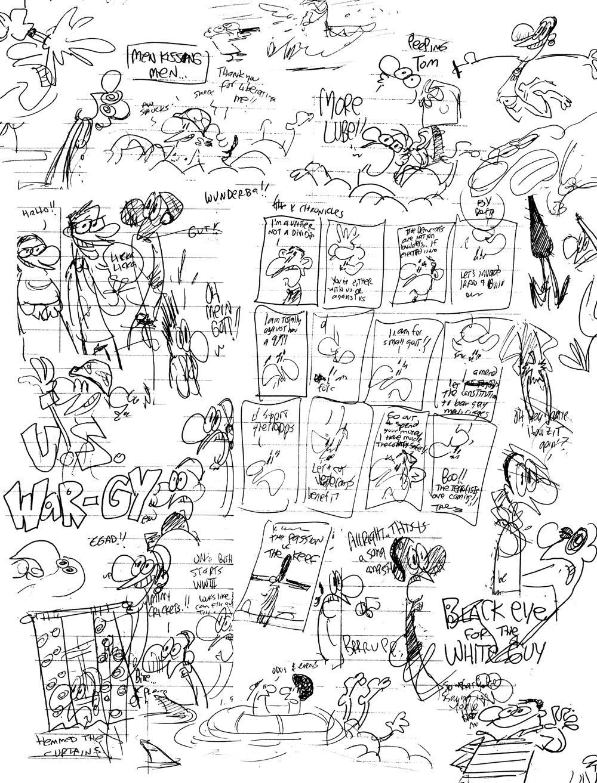 Order Stuff: Keith Knight Books, Cartoons, Hip-Hop Music