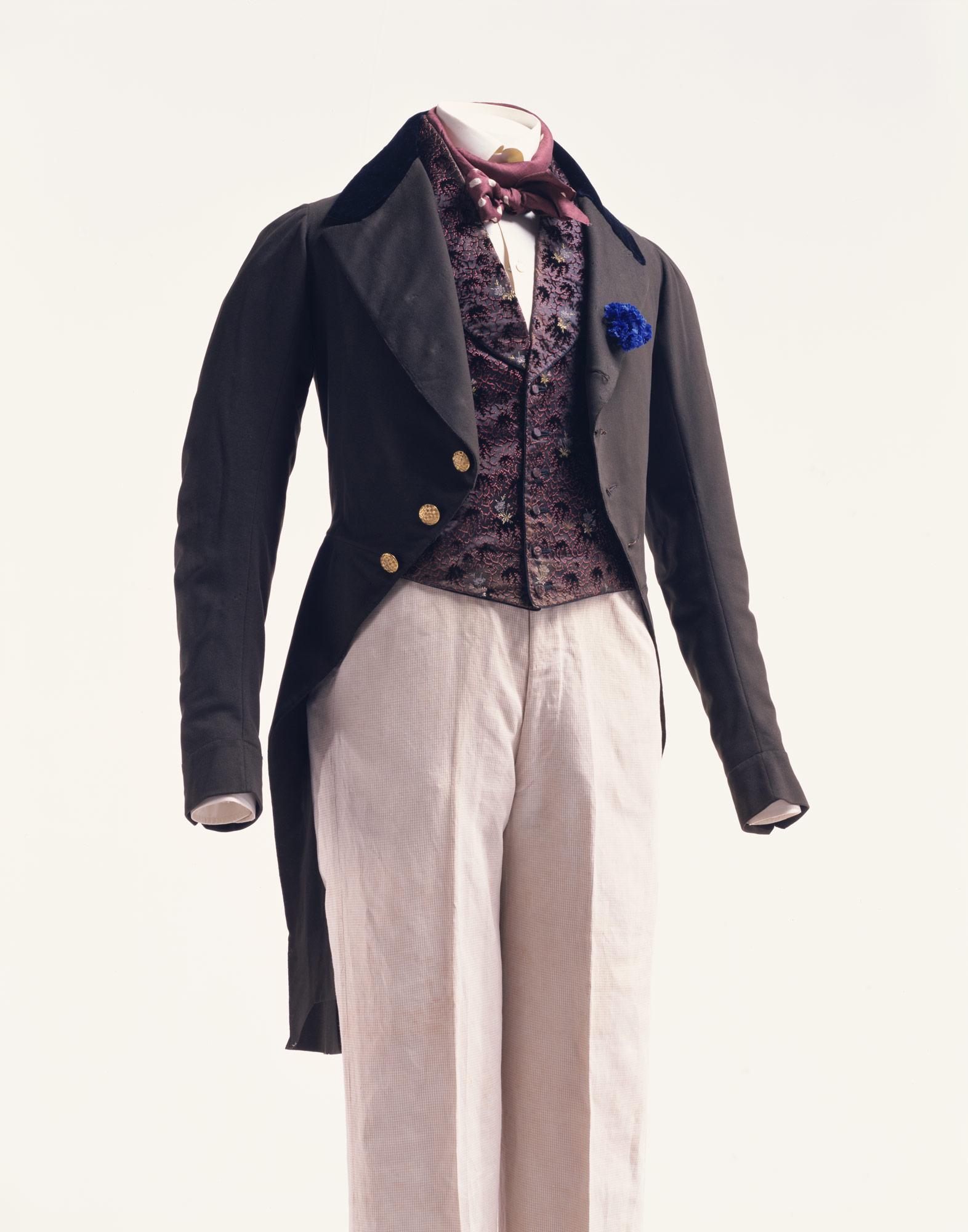 Men's Fashion During The Regency Era (1810s To 1830s
