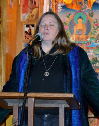 Pagan prayer for peace