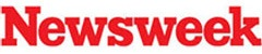 Logo for Newsweek magazine.