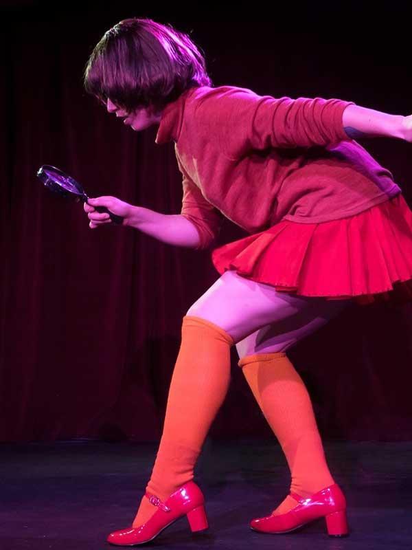 Veronica Voss as Velma Dinkley