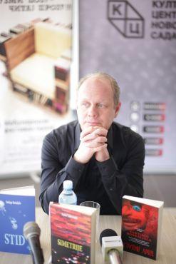 Bojan Panaotović, direktor KCNSa