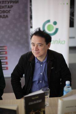 Nenad Šaponja - predsednik Organizacionog odbora Festivala