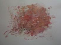Bik bezi od ribica, 50 x 70 cm, 2017