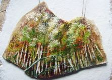 Striborova šuma ( 25 x 35 ) cm