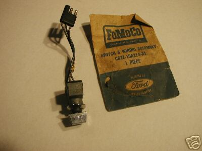 Wiring Harness For 1965 Mustang Identifying The True Factory Gt