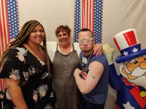 Kathy's Circle of Friends - 4th of July Event