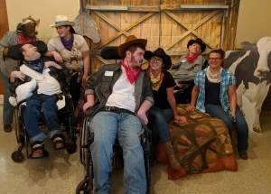 Country Hoedown - Kathy's Circle of Friends