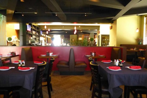 Saki Asian Restaurant provides one-stop Asian cuisine