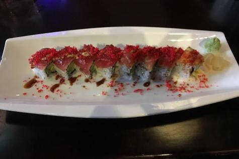 All-you-can-eat sushi restaurant impresses customers with quality, variety and display