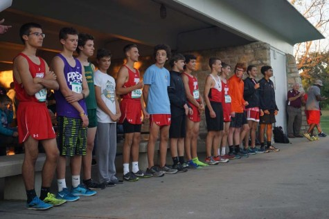 Cross country finishes strong at KVL meet
