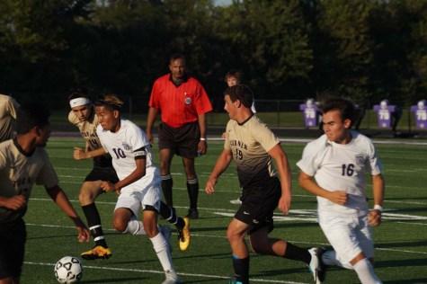 Boys soccer defeats Turner
