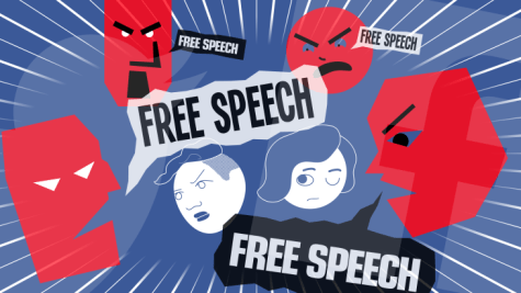 Weighing the difference between free speech and slander
