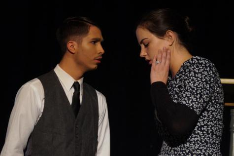 "Piper High School's spring production of ""Radium Girls"" is a glowing success"