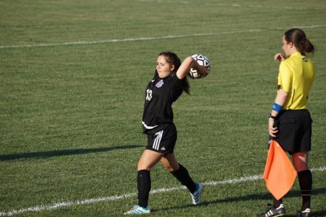 JV girls soccer blows out Baldwin 6-0