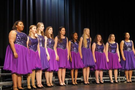 Choirs perform spring concert May 1
