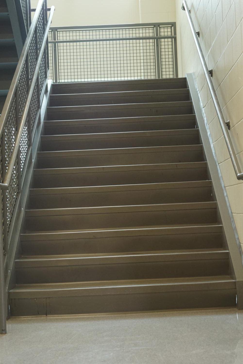 When senior Emma johnson thinks about difficulties with her arthiritis, the stairs are the first thing that come to mind.