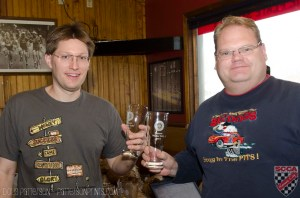 Congratulations to Joe Parsons and Chris Paugh (white WRX) for finishing third in the Beginners class.