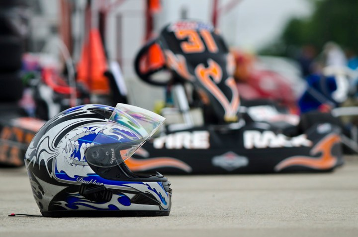HelmetAndKart