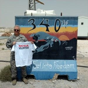 Ken Snyder in Qatar
