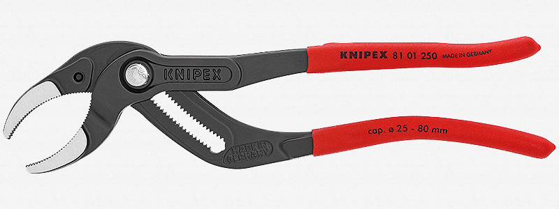 Knipex Tools Siphon Pipe Pliers