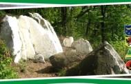 Bílý kámen - z Mariánského údolí do Smilova - 1.5.2016